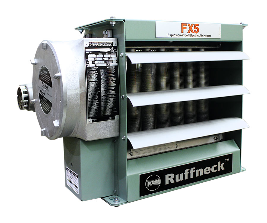 Energy Equipment, Ruffneck electric heater