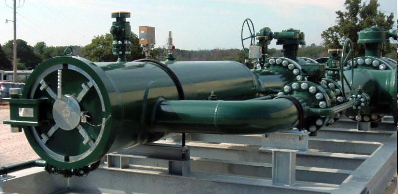 energy equipment, launcher skid