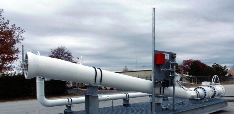 launcher skid, energy equipment